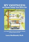 RV Oopsies: 101 Dumb Things That RV'ers Do! Cover Image