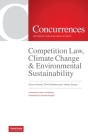 Competition Law, Climate Change & Environmental Sustainability Cover Image