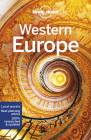 Lonely Planet Western Europe 14 (Multi Country Guide) Cover Image