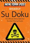 New York Post Deadly Su Doku: 150 Difficult Puzzles Cover Image
