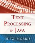 Text Processing in Java Cover Image