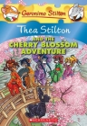 Thea Stilton and the Cherry Blossom Adventure Cover Image