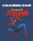 The Amazing Spider-man Coloring Book Cover Image