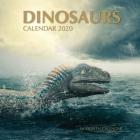 Dinosaurs Calendar 2020: 16 Month Calendar Cover Image