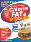 CalorieKing 2019 Larger Print Calorie, Fat & Carbohydrate Counter Cover Image