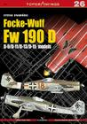 Focke-Wulf FW 190 D: D-9/D-11/D-13/D-15 Models (Topdrawings #7026) Cover Image