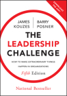 The Leadership Challenge: How to Make Extraordinary Things Happen in Organizations Cover Image