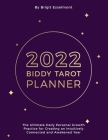 2022 Biddy Tarot Planner Cover Image
