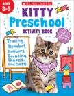 Kitty Preschool Activity Book Cover Image