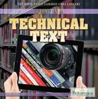 What Is a Technical Text? (Britannica Common Core Library) Cover Image