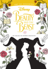 Art of Coloring: Beauty and the Beast: 100 Images to Inspire Creativity Cover Image