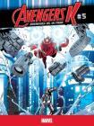 Avengers vs. Ultron #5 (Avengers K) Cover Image