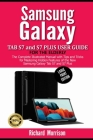 Samsung Galaxy Tab S7 and S7 Plus User Guide for the Elderly (Large Print Edition): The Complete Illustrated Manual with Tips and Tricks for Mastering Cover Image