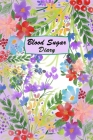 Blood Sugar Diary: 2 Year Diabetic Diary. Professional Design and Layout -- Daily Record of your Blood Sugar Levels (before & after meals Cover Image