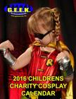 2016 Childrens Charity Cosplay Calendar Cover Image