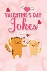 Valentine's Day Jokes for Kids: A Fun Activity Book for boys girls (Valentines day Gift For Children's) Valentine day edition Cover Image