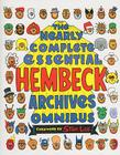 The Near Complete Essential Hembeck Archives Omnibus Cover Image