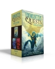The Unwanteds Quests Collection Books 1-3: Dragon Captives; Dragon Bones; Dragon Ghosts Cover Image