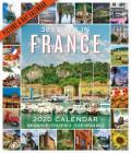365 Days in France Picture-A-Day Wall Calendar 2020 Cover Image