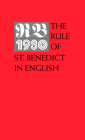The Rule of St. Benedict in English Cover Image