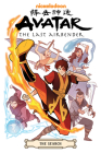 Avatar: The Last Airbender--The Search Omnibus Cover Image