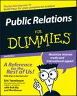 Public Relations for Dummies Cover Image