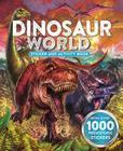 Dinosaur World Sticker and Activity Book Cover Image
