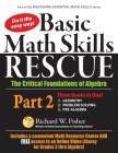 Basic Math Skills Rescue, Part 2: The Critical Foundations of Algebra Cover Image