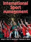International Sport Management Cover Image
