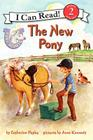 Pony Scouts: The New Pony (I Can Read Level 2) Cover Image