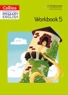 Collins International Primary English – Cambridge Primary English Workbook 5 Cover Image