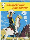 The Bluefeet Are Coming! (Lucky Luke Adventures #43) Cover Image