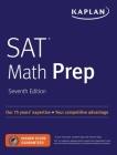 SAT Math Prep (Kaplan Test Prep) Cover Image