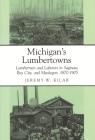 Michigan's Lumbertowns: Lumberman and Laborers in Saginaw, Bay City, and Muskegon, 1870-1905 (Great Lakes Books) Cover Image