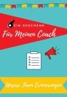 Für meinen Trainer: Tagebucherinnerungen als Geschenk an Ihren Coach Cover Image