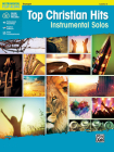 Top Christian Hits Instrumental Solos: Trumpet, Book & CD (Top Hits Instrumental Solos) Cover Image