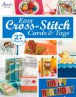 Easy Cross-Stitch Cards & Tags Cover Image