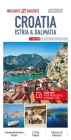 Insight Guides Travel Map Croatia (Insight Travel Maps) Cover Image