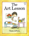 The Art Lesson (Paperstar Book) Cover Image