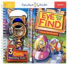 Eye Find: A Picture Puzzle Book Cover Image