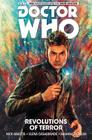 Doctor Who: The Tenth Doctor Volume 1- Revolutions of Terror Cover Image