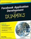 Facebook Application Development for Dummies Cover Image