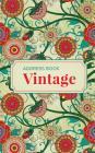 Address Book Vintage Cover Image