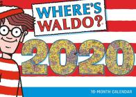 2020 Where's Waldo 16-Month Wall Calendar: By Sellers Publishing Cover Image