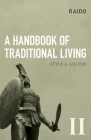 A Handbook of Traditional Living: Style & Ascesis Cover Image