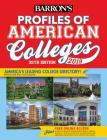 Profiles of American Colleges 2019 Cover Image
