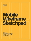 Mobile Wireframe Sketchpad: Yellow Cover Image