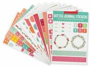Planner Stickers Dotted Jrnl Cover Image