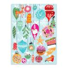 Twinkle and Shine Large Embellished Notecards Cover Image