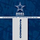 Dallas Cowboys 2021 Box Calendar Cover Image